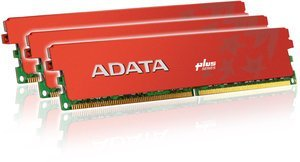 ADATA XPG Plus Series DIMM Kit  6GB PC3-12800U CL8-8-8-24 (DDR3-1600) (AX3U1600PB2G8-3P)