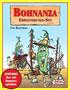 Bohnanza supplement for 6 & 7 player