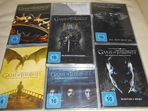 Game of Thrones Season 1-7