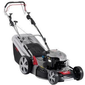 AL-KO Silver 530BRV Premium Aluline petrol lawn mower (119180)