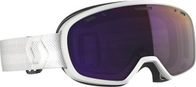 Scott Muse Pro white/amplifier purple chrome (271819-0002)