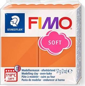 Staedtler Fimo Soft 57g cognac (802076)