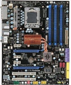 MSI X58 Platinum (7522-010R)