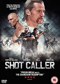 Shot Caller (DVD) (UK)