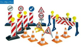 playmobil City Action - Construction Site Signs (7280)