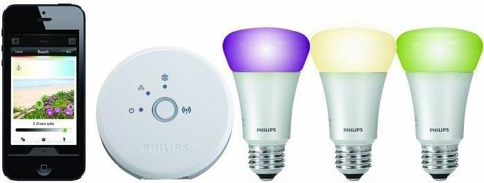 Philips Hue E27 Starter-Kit (8718291241737/8718291736646)