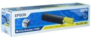 Epson Toner 0187 gelb hohe Kapazität (C13S050187)