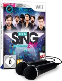Let's Sing 2019 inkl. 2 Mikrofone (Wii)