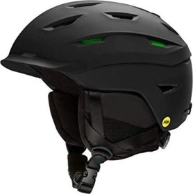 Smith Level MIPS Helm matte black (E006289MB)