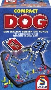 DOG Compact - Den Letzten beißen die Hunde - Mitbringspiel
