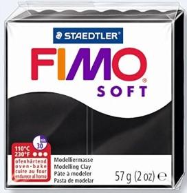 Staedtler Fimo Soft 57g schwarz (80209)