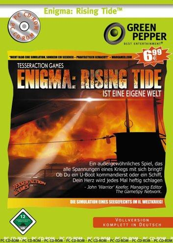 Enigma: Rising Tide (niemiecki) (PC) -- via Amazon Partnerprogramm