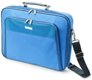 "Dicota Base XX Business 17.3"" carrying case blue (N24138P)"