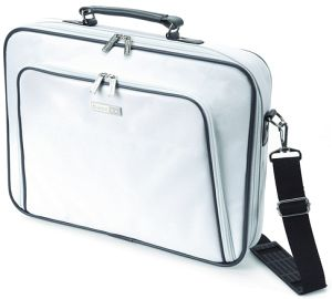 "Dicota Base XX Business 17.3"" carrying case white (N24128P)"