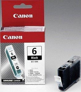 Canon Tinte BCI-6BK schwarz (4705A002/4705A021)