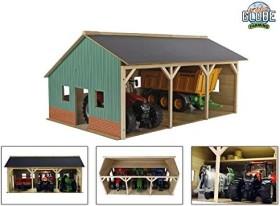 Van Manen Kids Globe Farm Machinery Shed 1:16 (610340)
