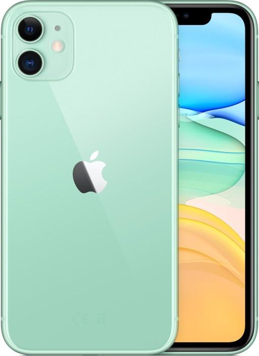 Apple iPhone 11 64GB grün