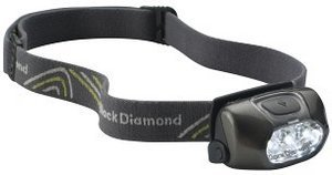Black Diamond Gizmo head torch