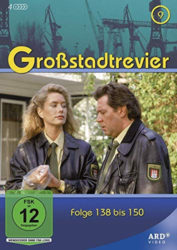 Großstadtrevier Box 9 -- via Amazon Partnerprogramm