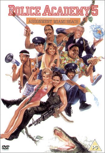 Police Academy 5 -- via Amazon Partnerprogramm