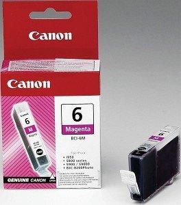 Canon BCI-6M Tinte magenta (4707A002/4707A014)