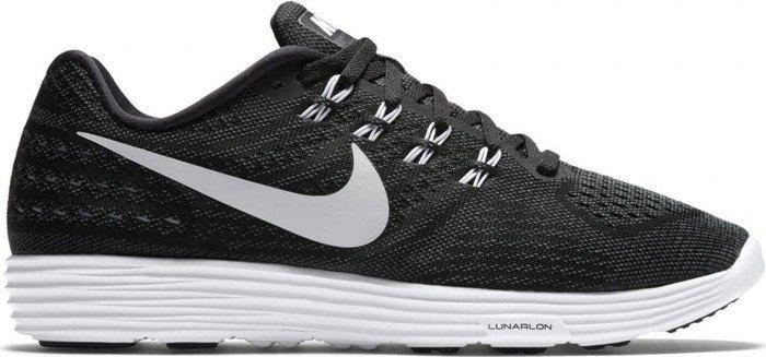 NIKE Womens Lunartempo 2 Running Trainers 818098 Sneakers Shoes (UK 4.5 US 7 EU 38 Aluminium Black Blue 408)