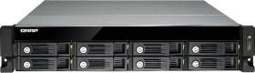 QNAP TVS-871U-RP-i3-4G, 4x Gb LAN, 2U
