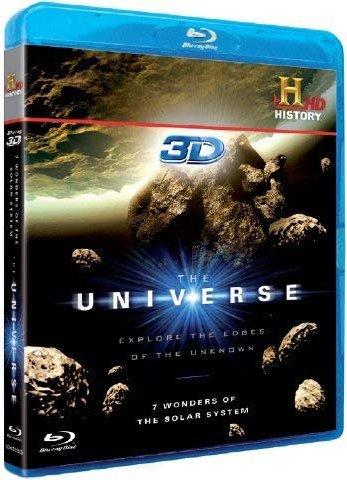 Wonders Of The Solar System (3D) (Blu-ray) (UK) -- via Amazon Partnerprogramm