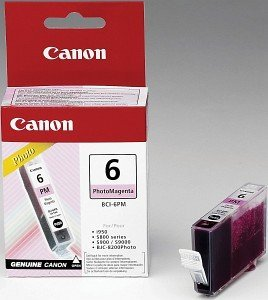 Canon BCI-6PM ink photo magenta (4710A002/4710A014)