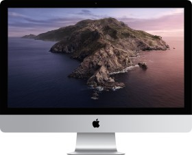 "Apple iMac 27"", Core i9-10850K, 128GB RAM, 4TB SSD, Radeon Pro 5500 XT, Gb LAN, Standardglas [2020 / Z0ZX]"