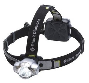 Black Diamond Icon head torch