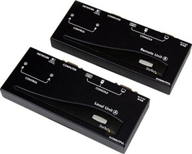 StarTech SV565UTPUL KVM extender VGA/USB, 100Base-TX