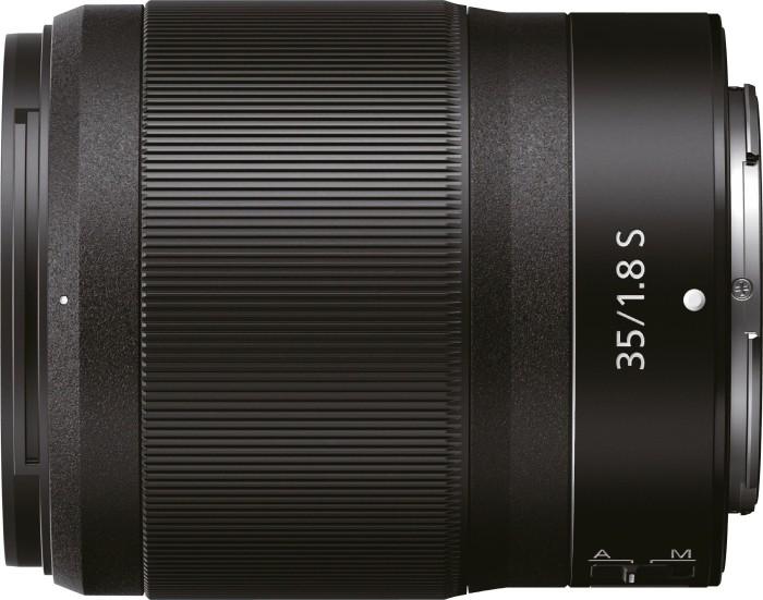 Nikon Z 35mm 1.8 S black (JMA102DA)