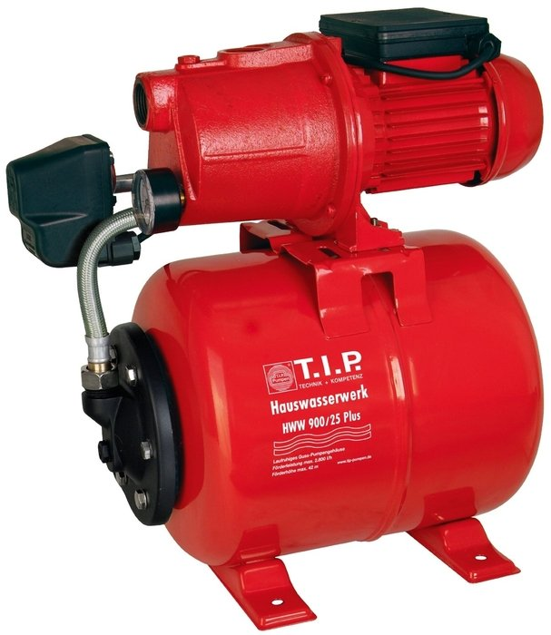T.I.P. HWW 900/25 Plus Hauswasserwerk (31300)
