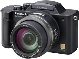 Panasonic Lumix DMC-FZ1 black