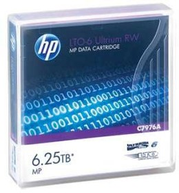 HP Ultrium LTO-6 MP Kassette (C7976A)