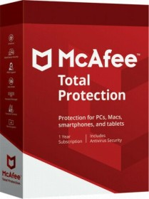 McAfee Total Protection 2020, 10 User, ESD (multilingual) (Multi-Device)