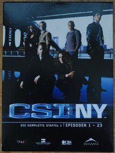CSI New York Season 1 -- © bepixelung.org