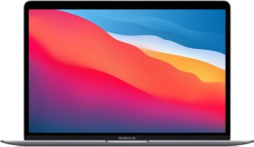 Bild Apple MacBook Air Space Gray, Apple M1, 7 Core GPU,  8GB RAM,  256GB SSD [2020 / Z124] (MGN63D/A)
