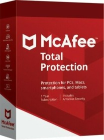 McAfee Total Protection 2020, 5 User, ESD (multilingual) (Multi-Device)