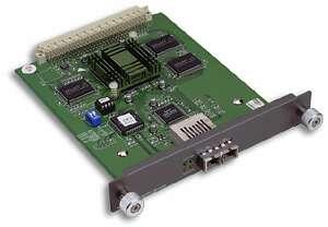 D-Link DES-121G, 1x 1000Base-SX Slot module