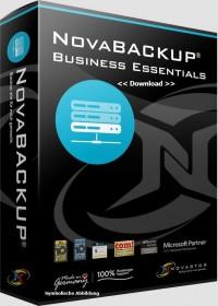 NovaStor NovaBackup 19 Business Essentials inkl. 1 Jahr NovaCare, ESD (multilingual) (PC) (31910471PBUNCHL)