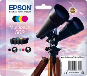 Epson Tinte 502 Multipack (C13T02V64010)