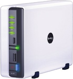 Synology Diskstation DS109j, Gb LAN