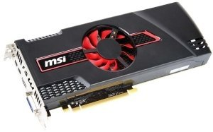 MSI R7950-2PMD3GD5/OC, Radeon HD 7950, 3GB GDDR5, DVI, HDMI, 2x Mini DisplayPort (V276-002R)