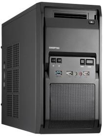 Chieftec Libra LT-01B black, 350W ATX, without 20-Pin ATX12V (LT-01B-350S8)