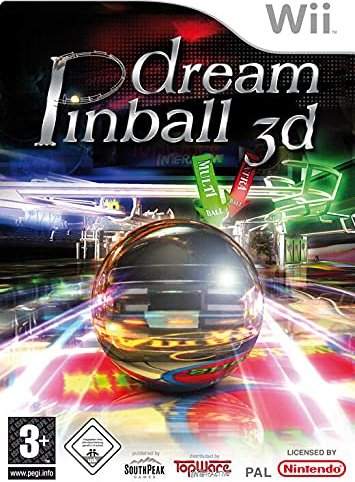 Dream Pinball 3D (German) (Wii) -- via Amazon Partnerprogramm