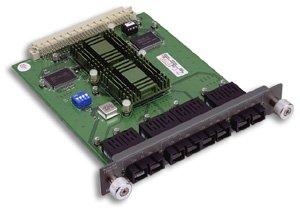 D-Link DES-124F, 4x 100Base-FX slot moduł
