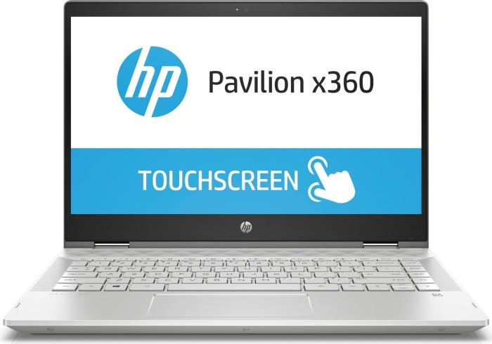 HP Pavilion x360 14-cd1100ng silber (6BJ07EA#ABD)