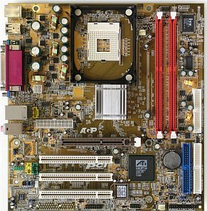 Sapphire Axion RS300-MA39, IGP 9100 (dual PC-3200 DDR) (12002-02-40)
